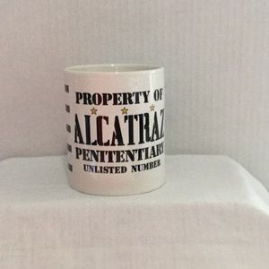 Other - Alcatraz Coffee Mug Penitentiary Prison